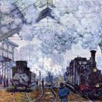 Вокзал Сен Лазар в Парижі