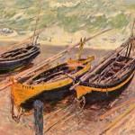 Човни в Етрета