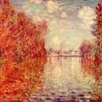 Осіння річка