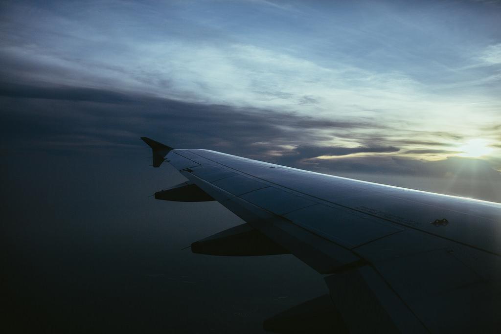 Я сів не в той літак…