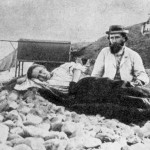Леся Українка З братом Михайлом, 1891 р.
