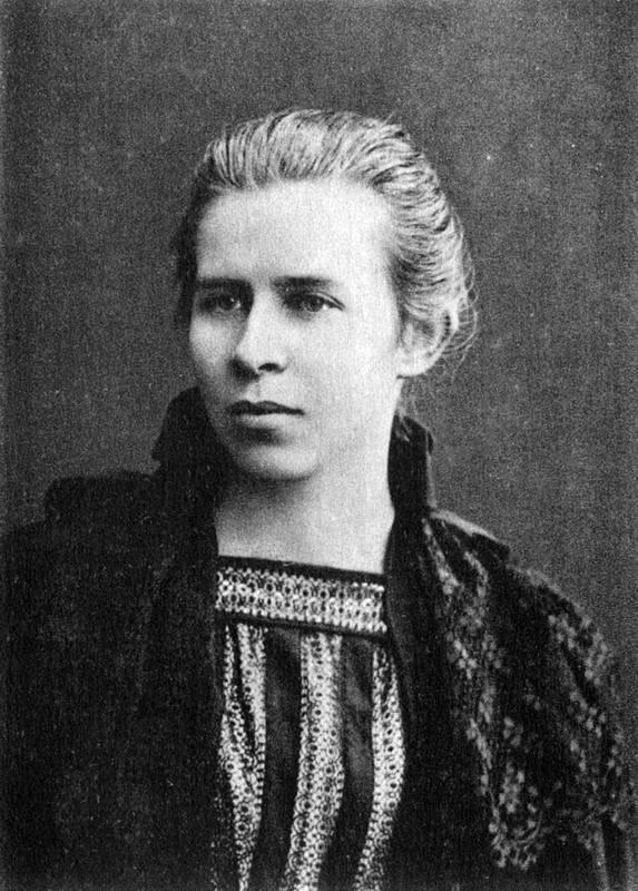 Леся Українка 1896 р.
