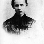 Леся Українка 1901 р.
