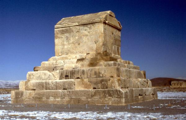 Гробниця Кіра в Пасаргадах