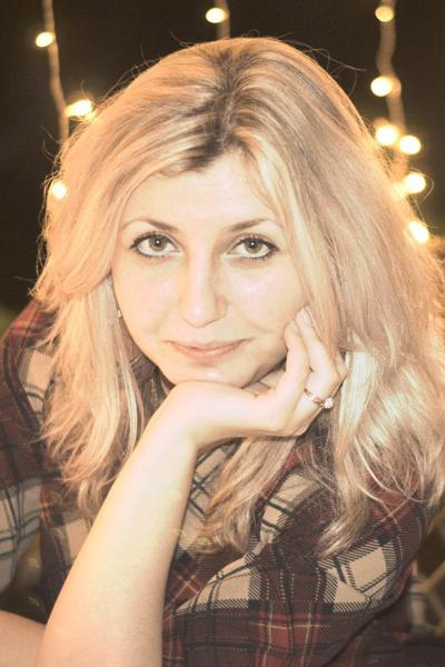 Таня Бенещук