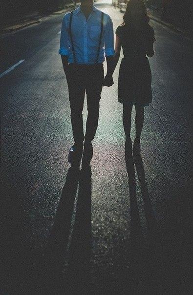 Твоя рука в моїй руці