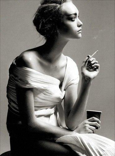 Вдихати дим і видихати відчай