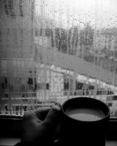 Дощить з самого ранку нині в Лондоні...