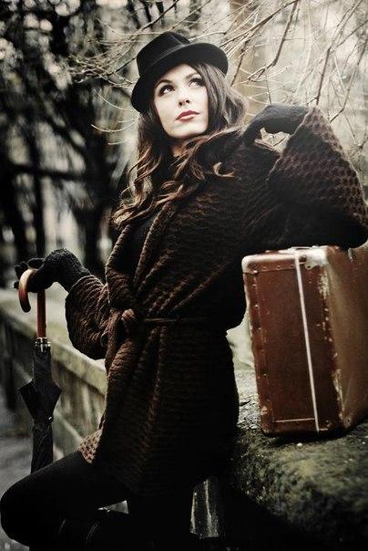 Складу всі думки у валізу...