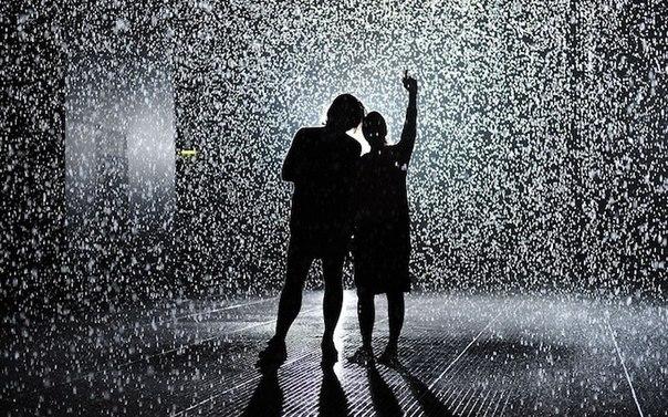 Одного разу я впаду дощем тобі на вії