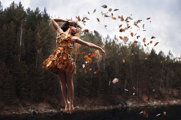 Примхлива жінка – кароока осінь...