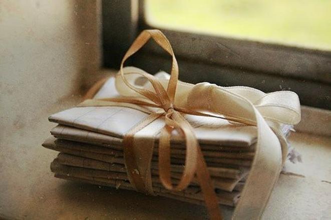 Я писала тобі листи...