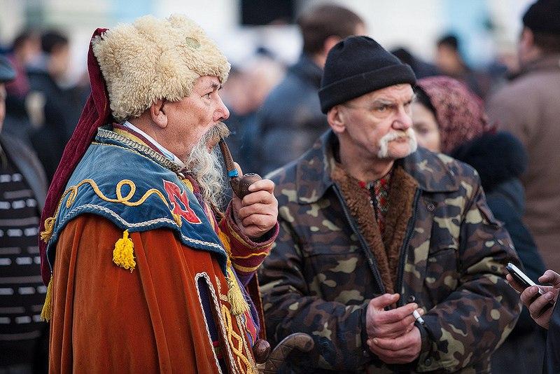 Не та вже Україна... Не та, уже не та!