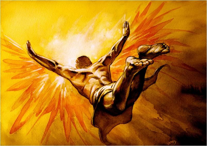 О, як би менІ крила… лиш на мить…