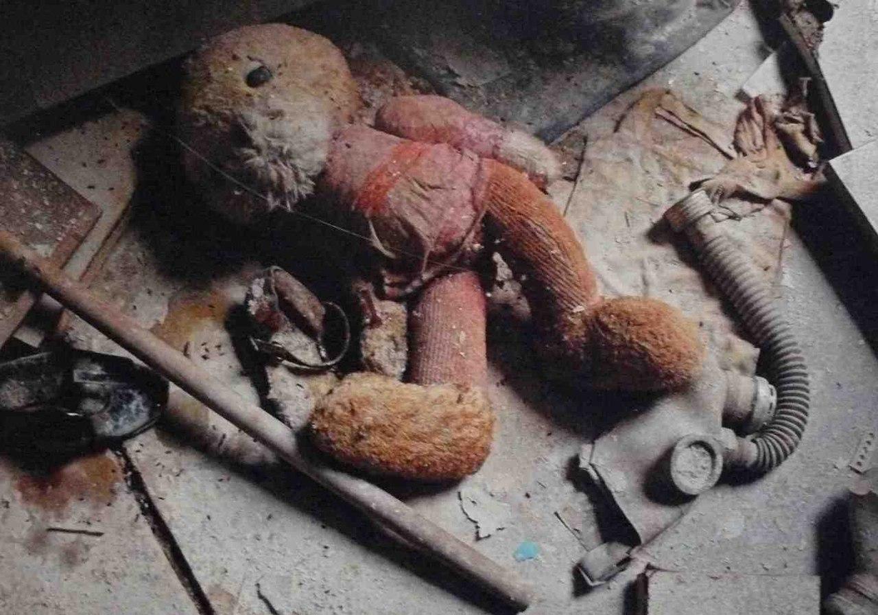 Чорнобиль виживав щосили.