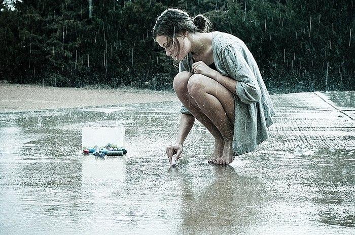 Це, може, й справді, не було дощу...