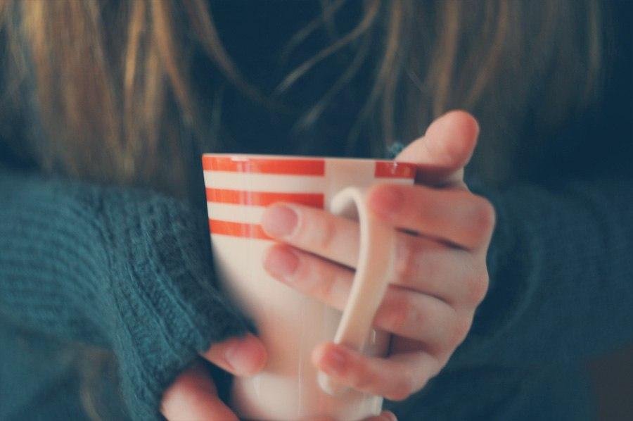 Гріти душу об гарячу чашку
