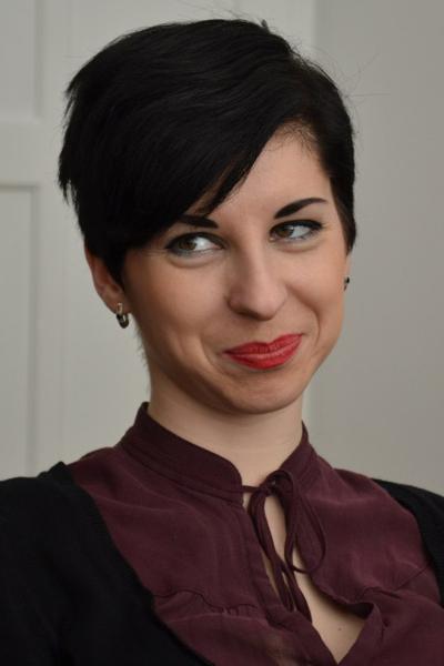 Аліна Звіздецька