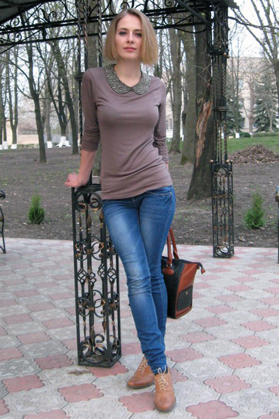 Юлія Алейнікова