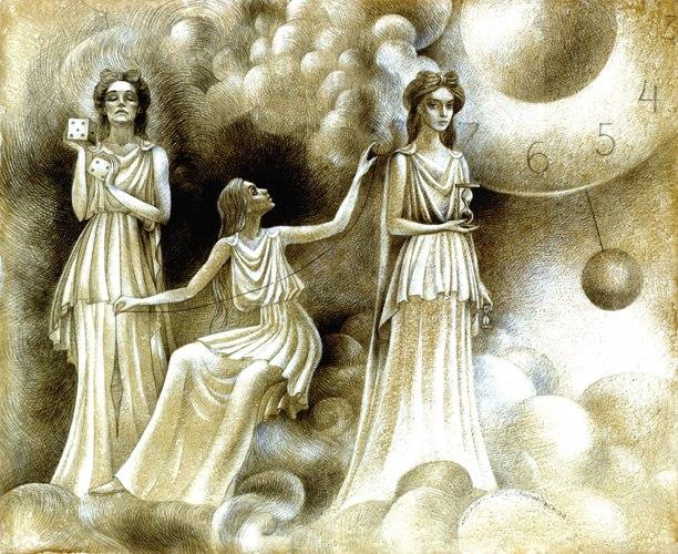 Сльози сповзають з неба...