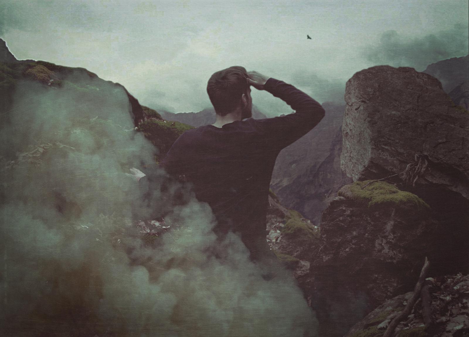Коли місто покриє суцільний килим туману