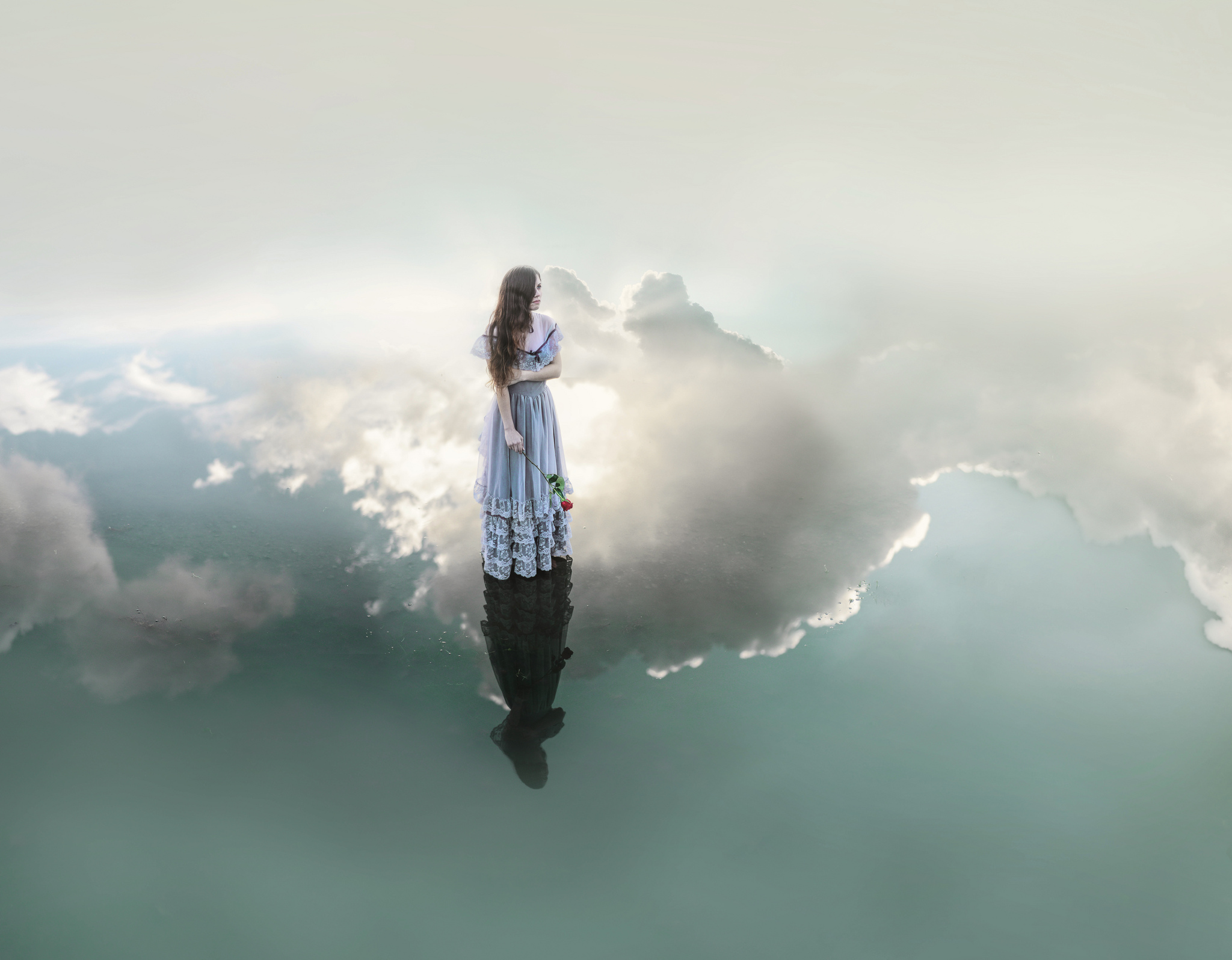 Я - вода, мій спасителю