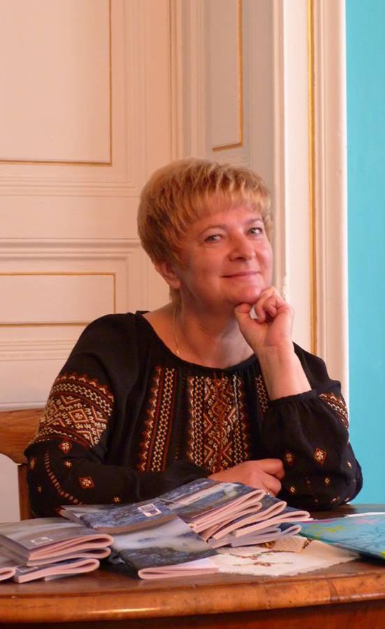 Світлана Костюк