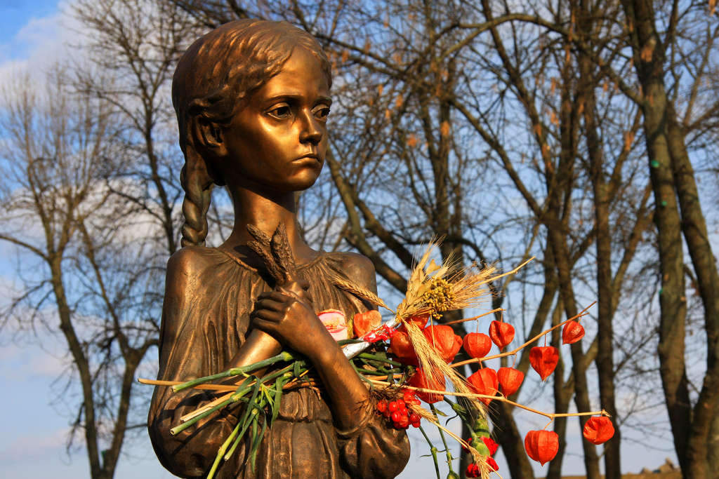 Голодомор в Україні (1932—1933)